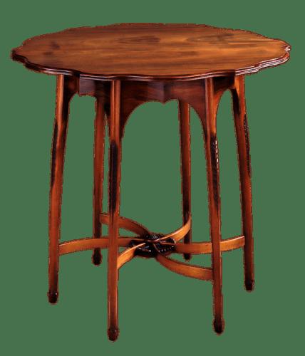 Vom Dynamischen zum Materiellen - oder von der Idee zum Tisch
